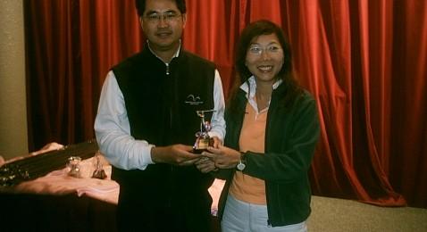 St. Johians Won HKUGA Golf Tournament