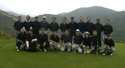 St.John's Won the Golf Malayan Cup against Ricci
