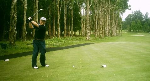 HKUAA Fanling HK Golf Club