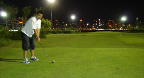9 Hole OGC  Golf Nite