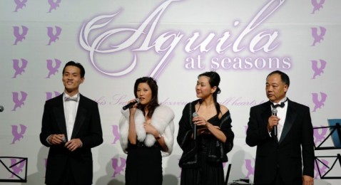 Aquila at Seasons – 358 St. Johnians Rally Around