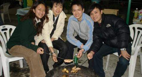 Mentors and Mentees BBQ