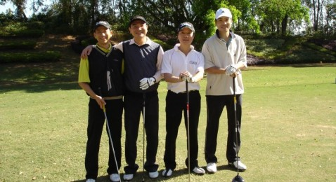 SJCAA Golf Day 2008 – Interfloor Golf Competition