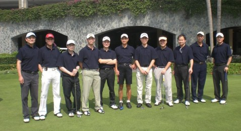 Result of Golf Malayan Cup