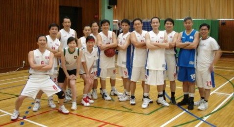 Alumni Basketball Competition:NW 30th Anniversary
