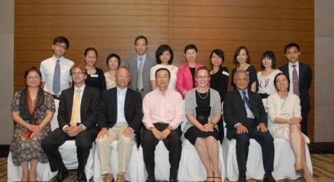 Inauguration of SJCAA Shanghai Chapter
