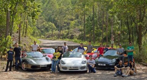 Supercar Photography Workshop