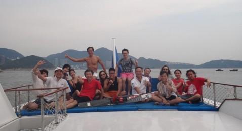 SJCAA Boat Trip 2016
