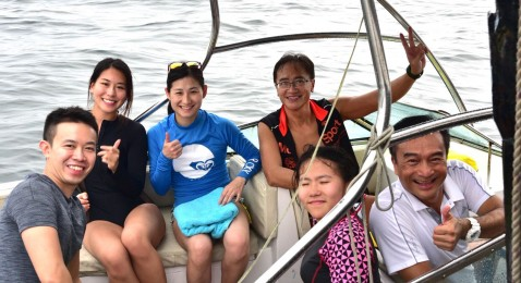 Geo Park Boat Trip 19 Aug 2018