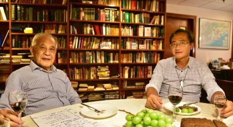 Rev Paul Tong & Vincent Chiu – 湯牧師的精彩人生 (Online Channel)
