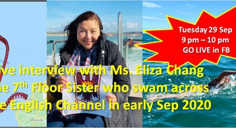 Online with Ms. Eliza Chang