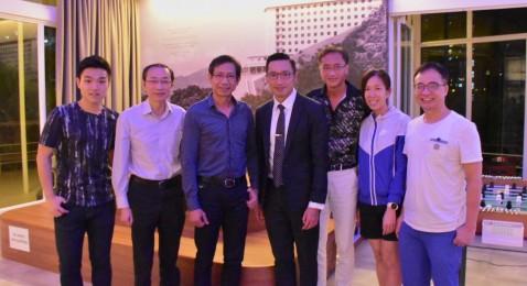 LICHE TALK – Dr. Derek Wong – How to Manage Stroke