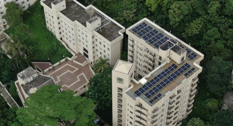 The Apollo Project: Solar Power at St John's College