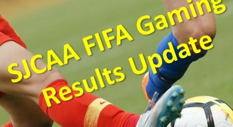 Result Update SJCAA FIFA Gaming